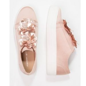 Pink madden girl Gloriaa shoes